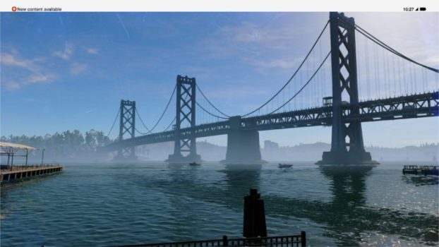 Bay Bridge - Watch Dogs 2