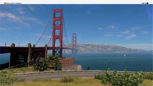 Golden Gate Bridge - Watch Dogs 2