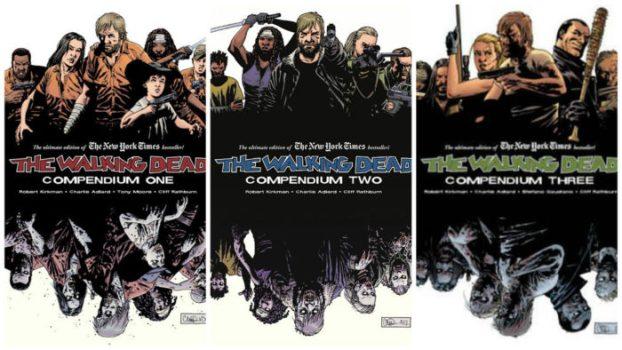 Walking Dead Compendiums