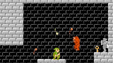 14. Zelda II: The Adventure of Link