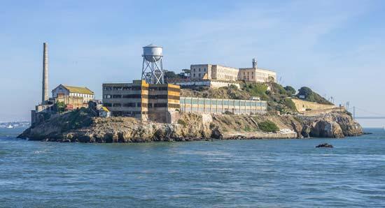 Alcatraz Island - Real Life