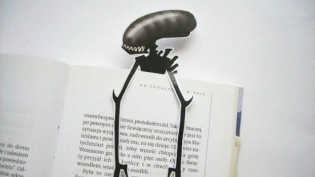 Alien Xenomorph Bookmark