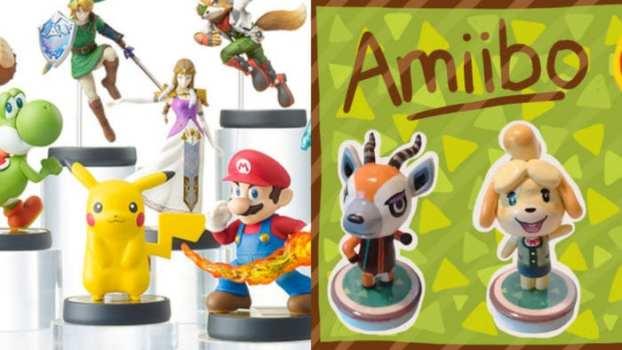 amiibo and Custom amiibo