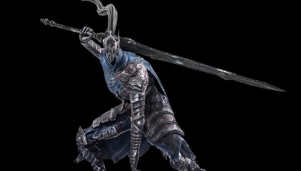 Artorias the Abysswalker Statue