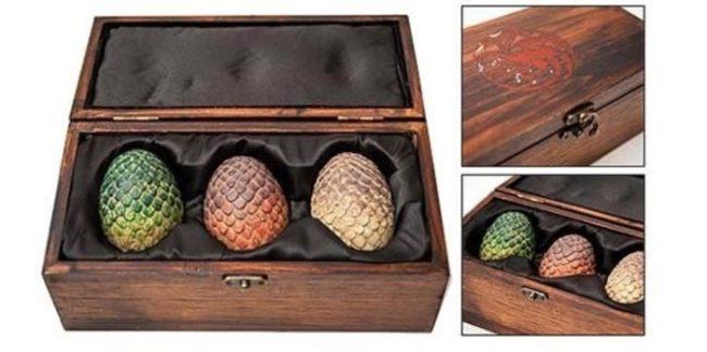 Replica Dragon Eggs