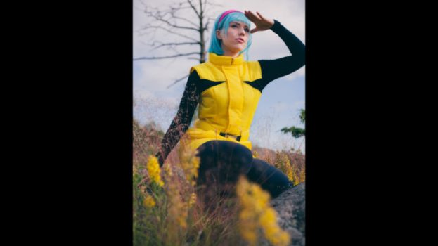 Bulma - Dragon Ball Z