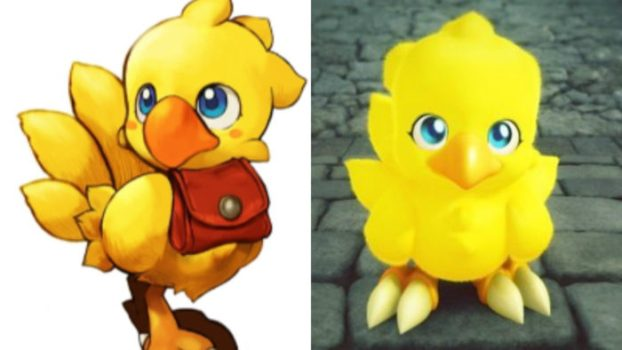 Chocobo Series