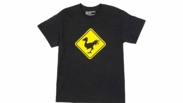 Chocobo Crossing T-Shirt