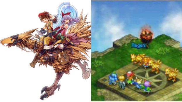 Final Fantasy Tactics Advance and A2