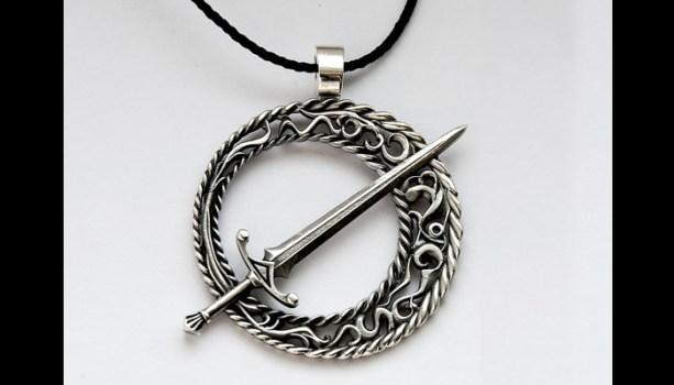 Darkmoon Blade Pendant