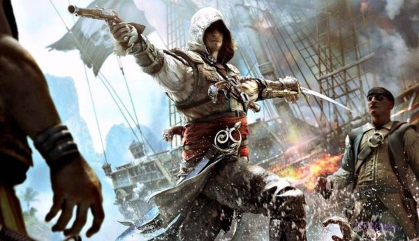 Edward Kenway Assassin's Creed