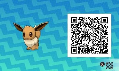 Eevee (Routes 4 and 6)
