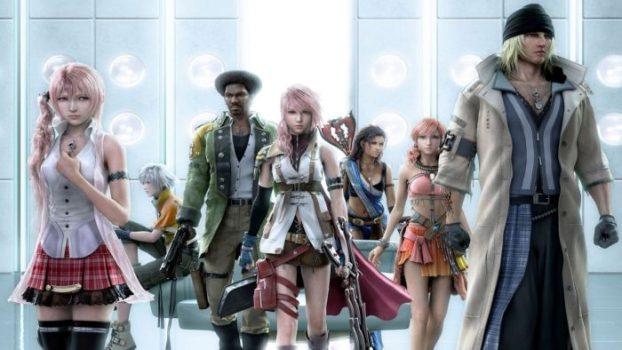4. Final Fantasy XIII