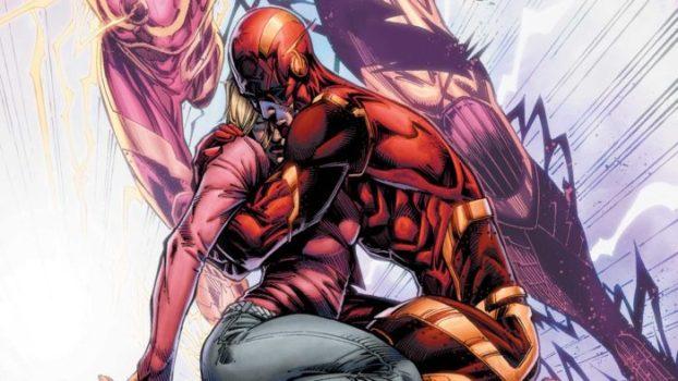 The Flash: Zoom (Writer: Robert Venditti & Van Jensen/Artist: Brett Booth/Colorist: Norm Rapmund)