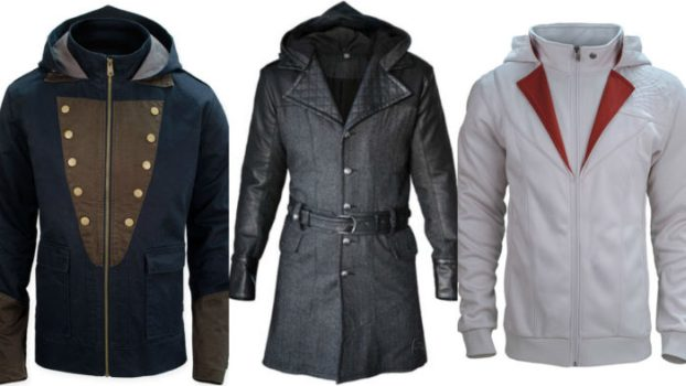 Assassin Hoodies and Jackets