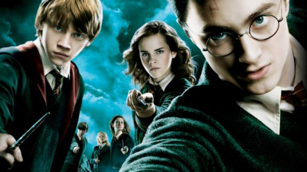 #5: Harry Potter and the Order of the Phoenix