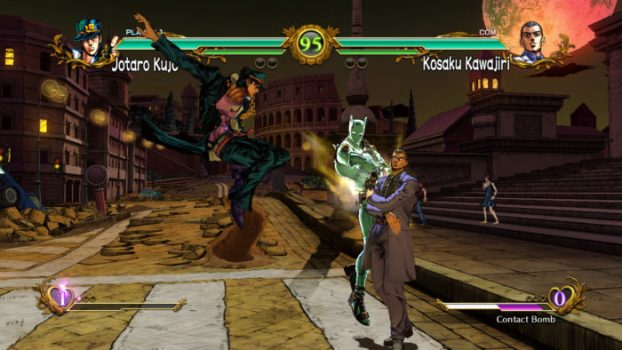JoJo's Bizarre Adventure: All Star Battle (2013 - PS3)