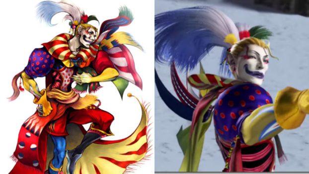 4. Kefka Palazzo - Final Fantasy VI