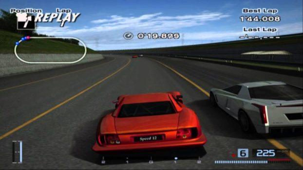 Grand Turismo 4