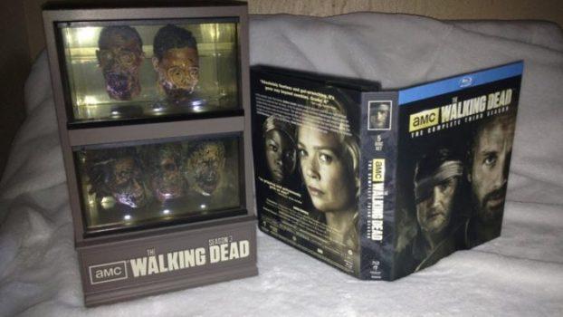 The Walking Dead Season 3 Collector's Edition