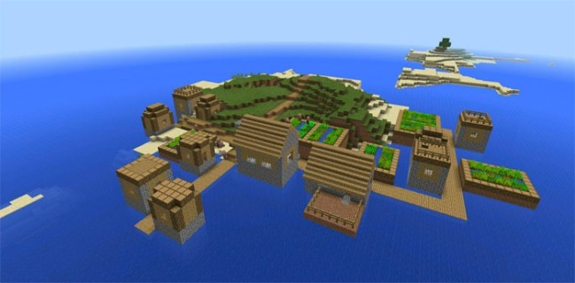 Island Stronghold