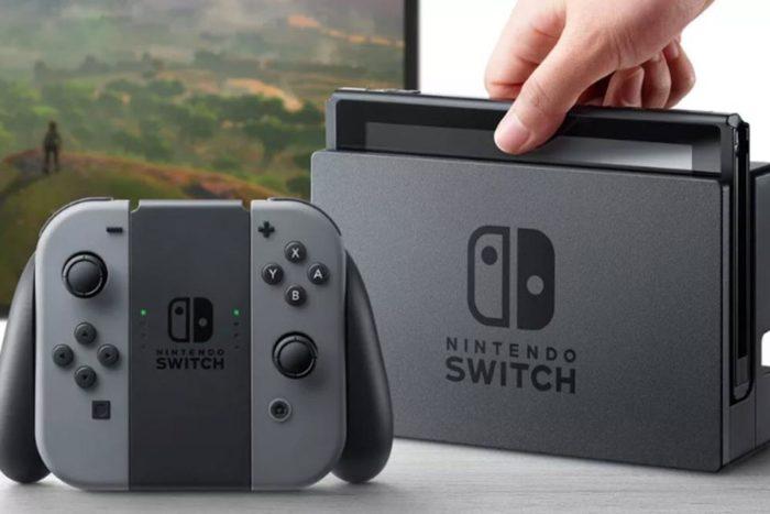 Nintendo Switch, switch