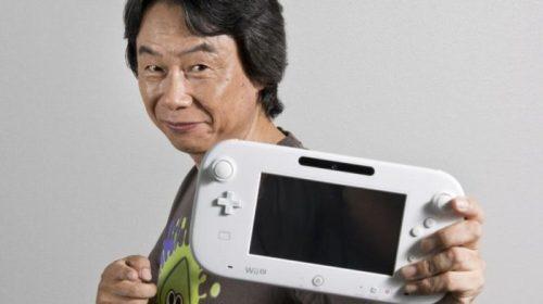 nintendo, wii u, miyamoto, wii