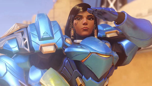 pharah, overwatch, blizzard