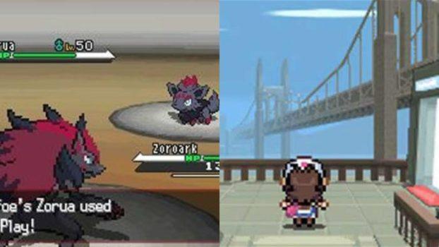 Pokemon Black and White (Nintendo DS) - 2011