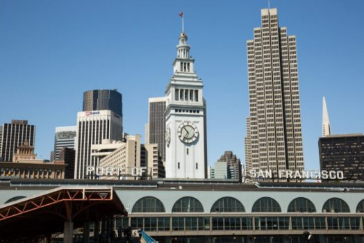 Ferry Building - Real Life