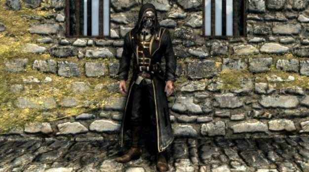 Corvo Armor (PC, Xbox One)