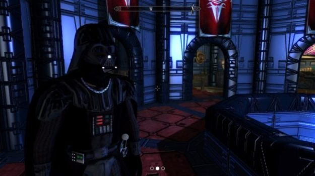 Darth Vader armor (PC, Xbox One)