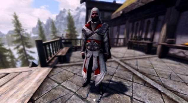Ezio's Brotherhood Armor (Xbox One)