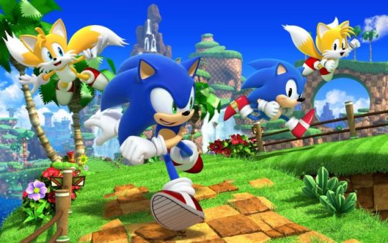 Sonic Generations on Steam