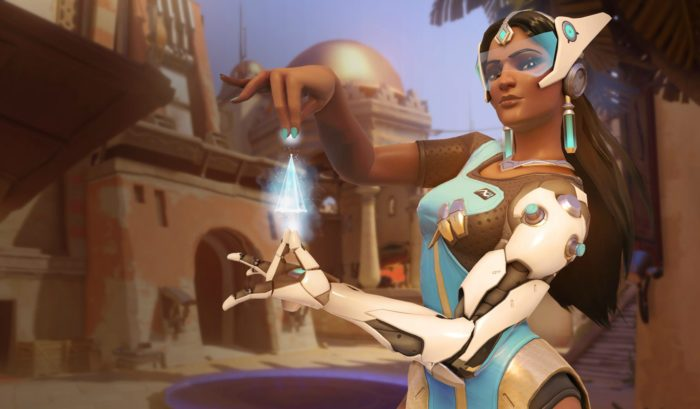 symmetra, top 5, changes, overwatch, ptr