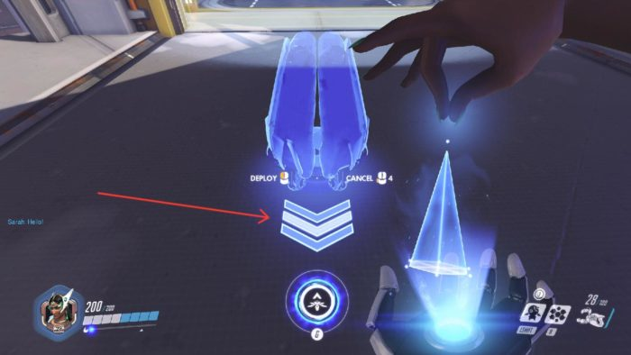 ultimate, changes, teleporter, shield generator, overwatch, dev update