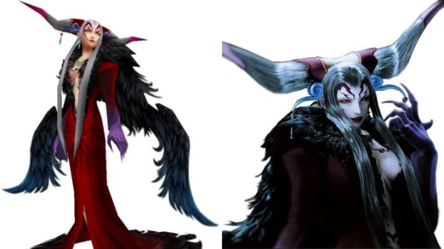 2. Ultimecia - Final Fantasy VIII