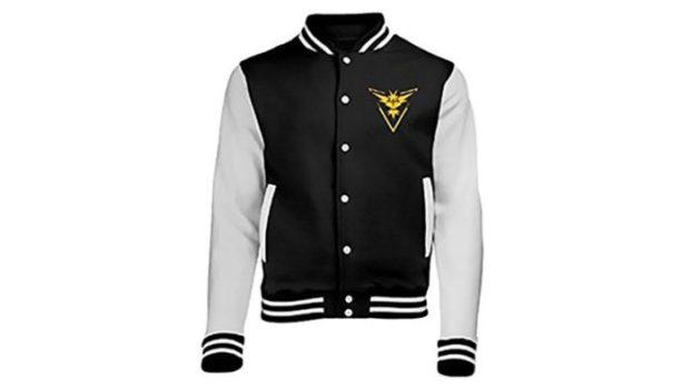 Team Varsity Jacket