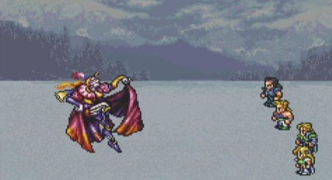 Final Fantasy VI (Released as III In U.S.)