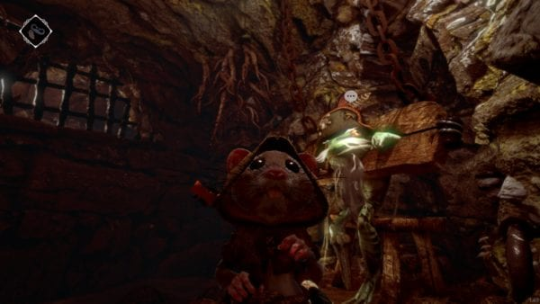 Ghost of a Tale, rats