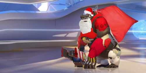 Overwatch Halloween Skins 2020 Parah 8 Overwatch Holiday Skins We Want for Christmas 2016