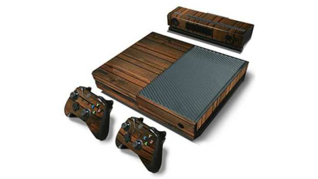 Console Skins