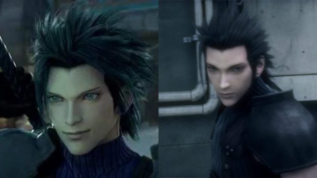11. Zack Fair - Crisis Core: Final Fantasy VII