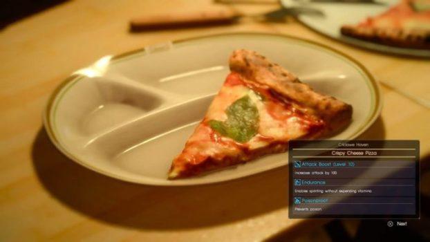 Crispy Cheese Pizza