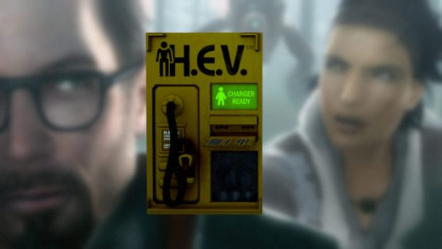 H.E.V. Suit Charger - Half-Life