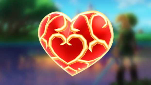 Heart Container - The Legend of Zelda