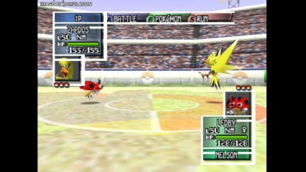 Pokemon Stadium 2 (2000)