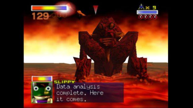 Star Fox 64 (1997)