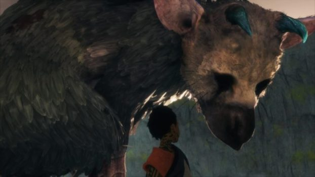 Boy+Trico (The Last Guardian)