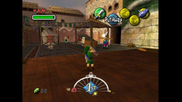 The Legend of Zelda: Majora's Mask (2000)